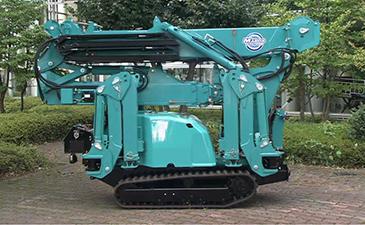 ナックルブームクレーン MK1033CW-1