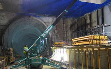 MC305C Underground Spain
